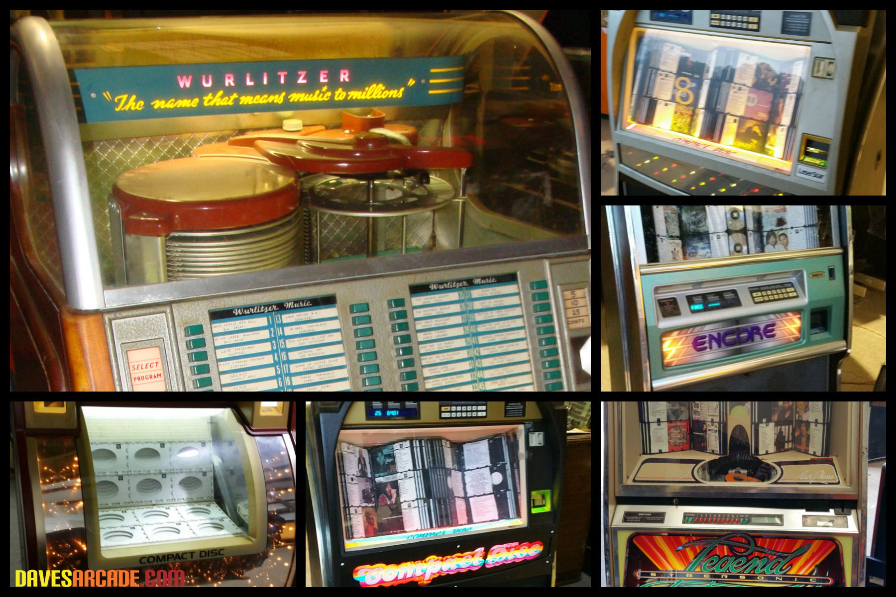 jukebox machines parts cd100 rockola rowe seeburg r-94 r-93 r-92 r-91 r-90 r-89 r-88 r-87 r-86