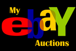 my ebay auctions